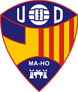 Escudo de U.D. MAHÓN