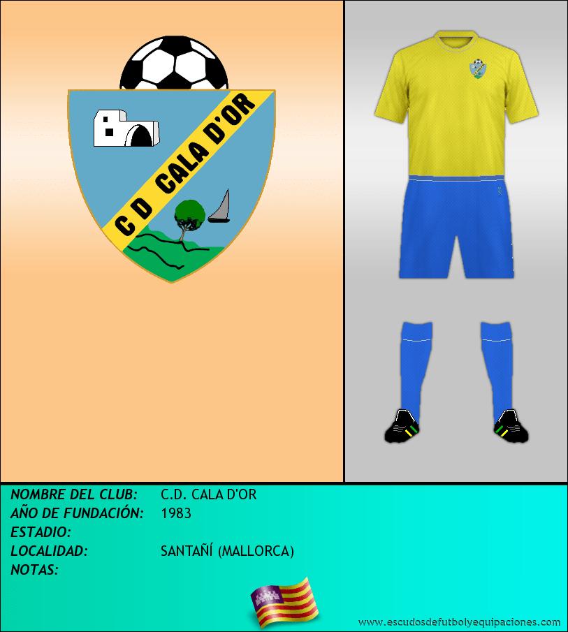 Escudo de C.D. CALA D'OR
