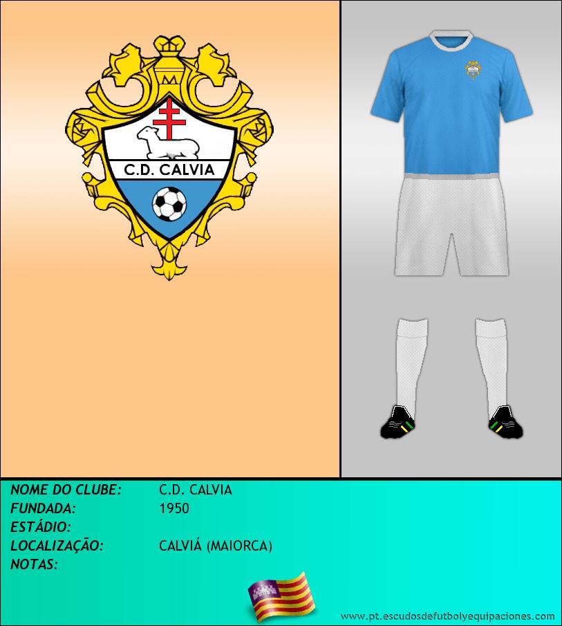 Escudo de C.D. CALVIA