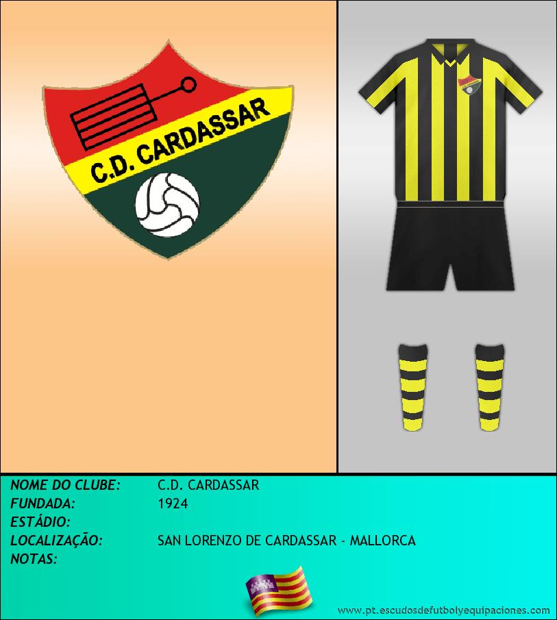 Escudo de C.D. CARDASSAR