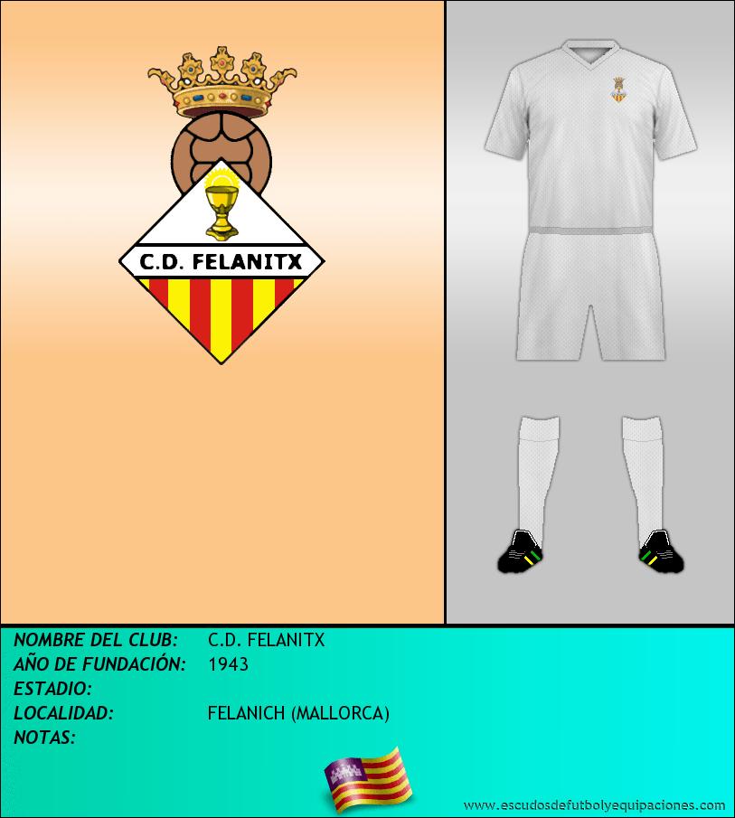Escudo de C.D. FELANITX