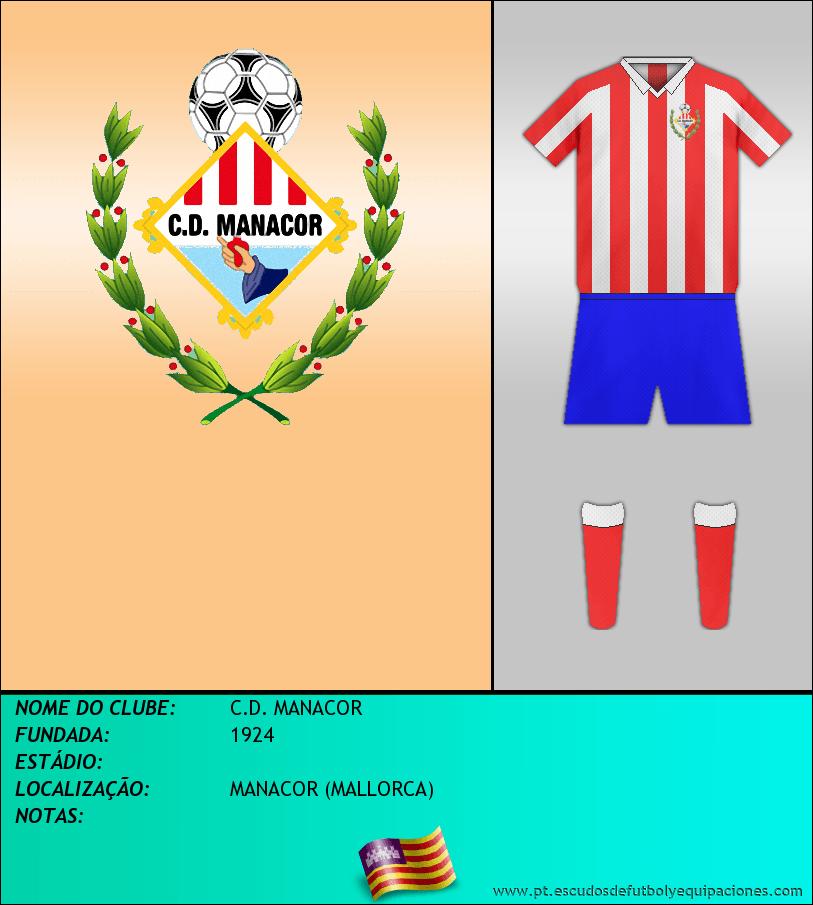 Escudo de C.D. MANACOR