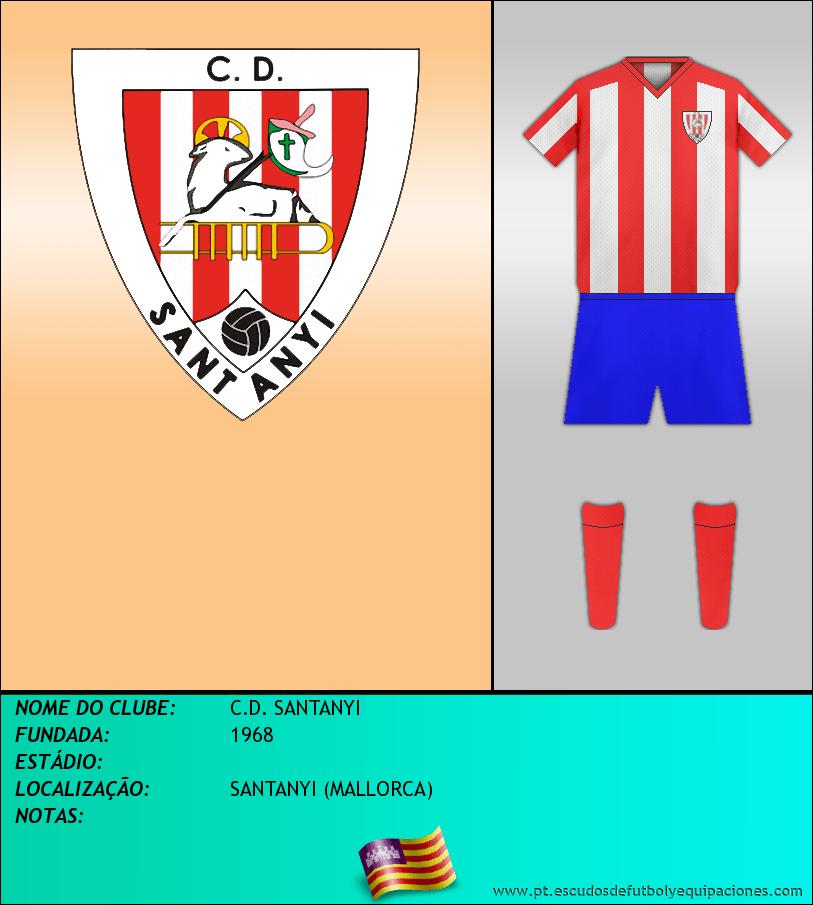 Escudo de C.D. SANTANYI