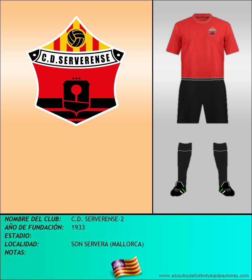 Escudo de C.D. SERVERENSE-2
