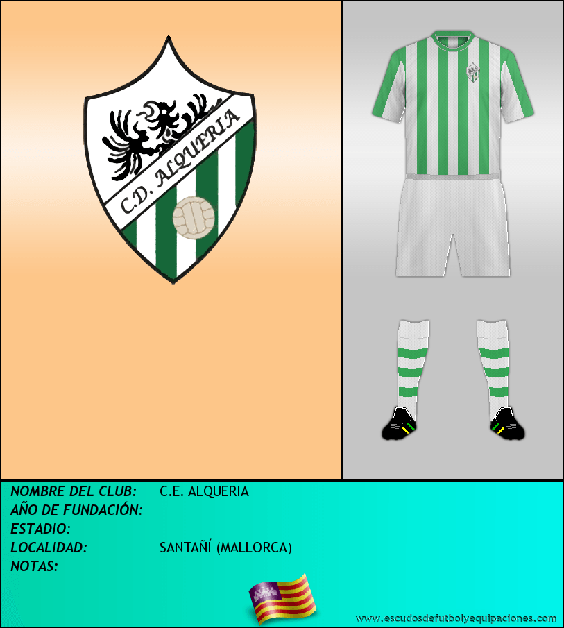 Escudo de C.E. ALQUERIA