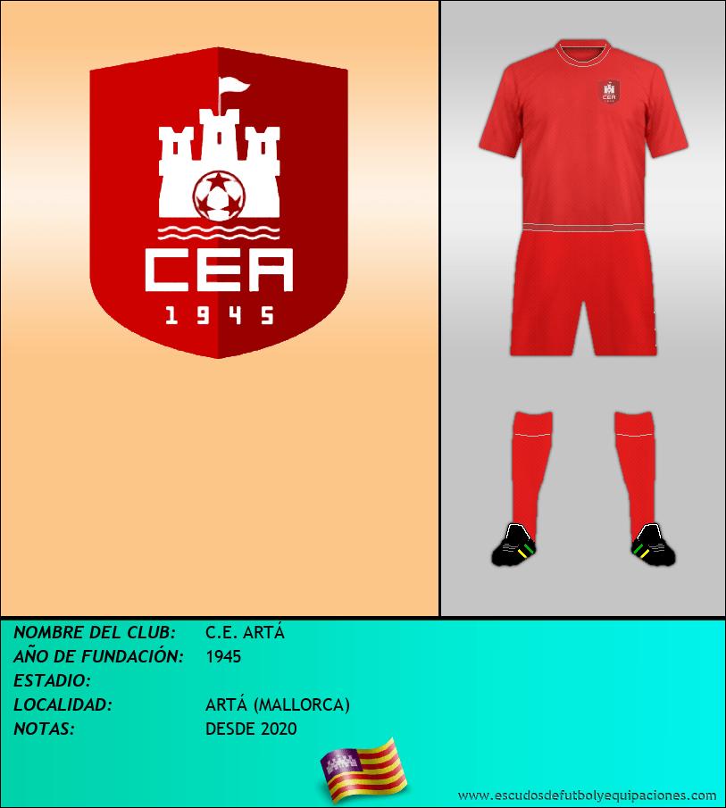 Escudo de C.E. ARTÁ
