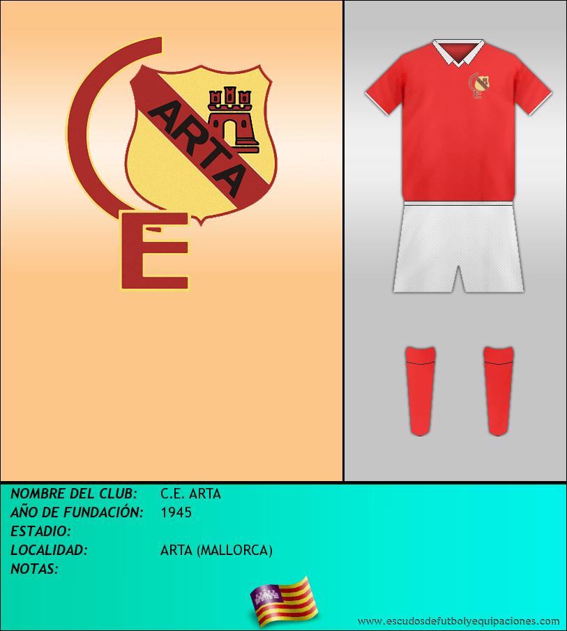 Escudo de C.E. ARTA