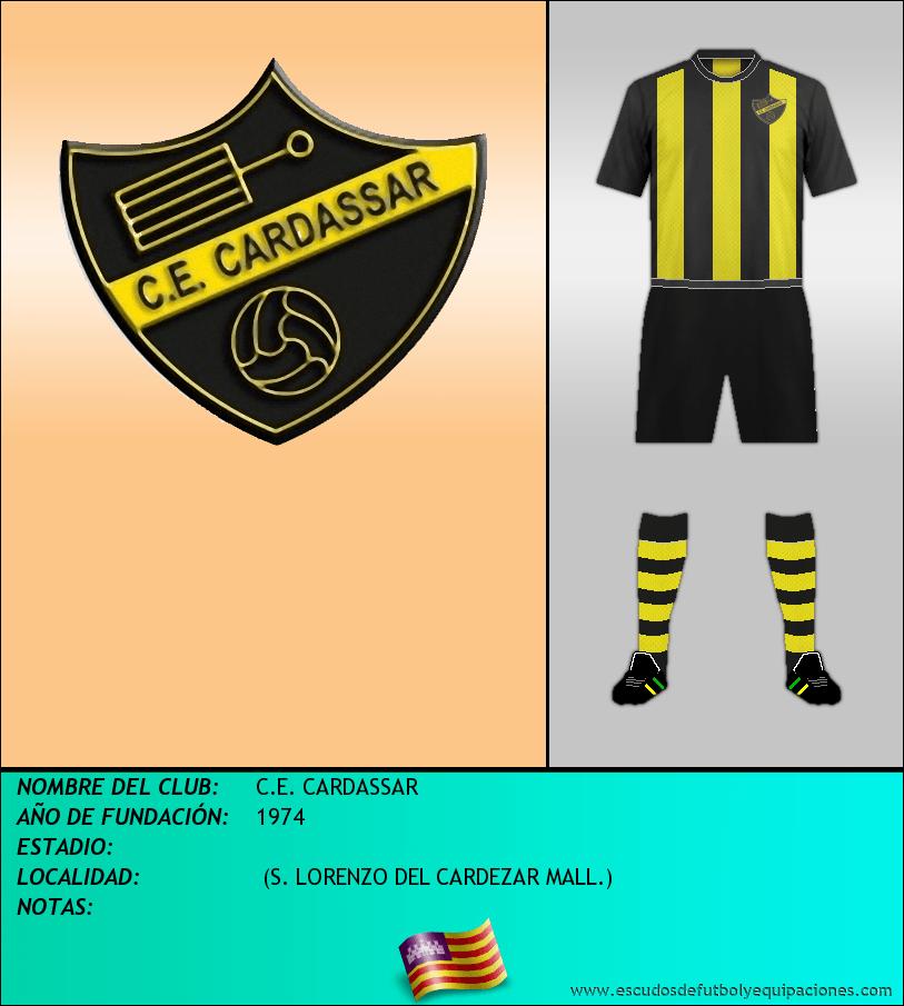 Escudo de C.E. CARDASSAR