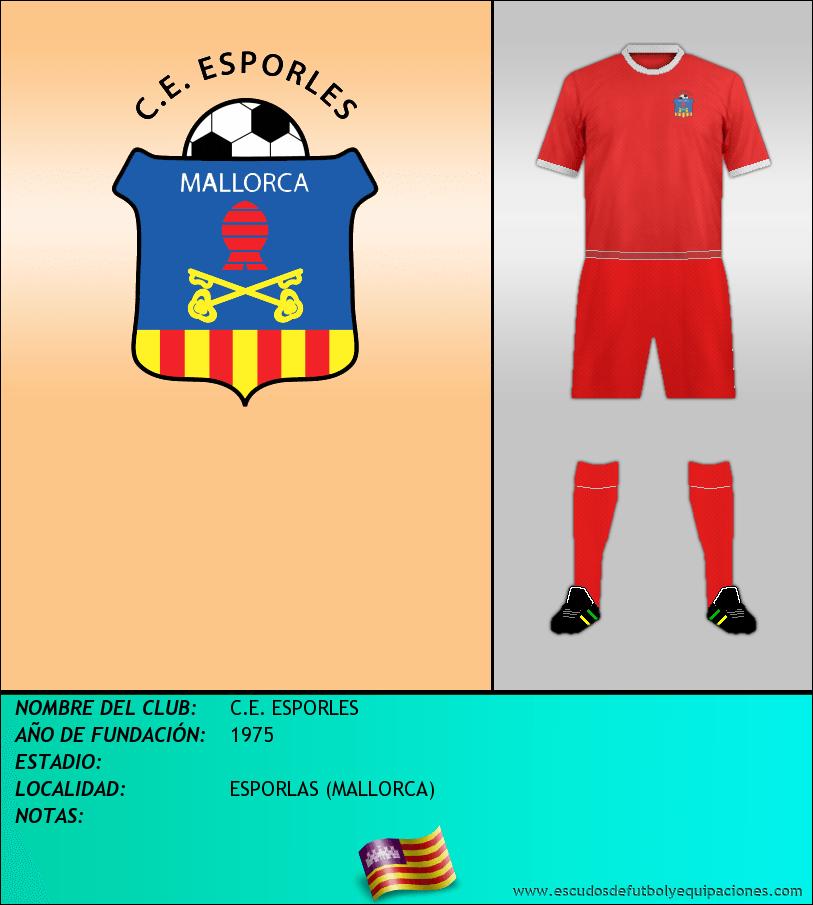 Escudo de C.E. ESPORLES