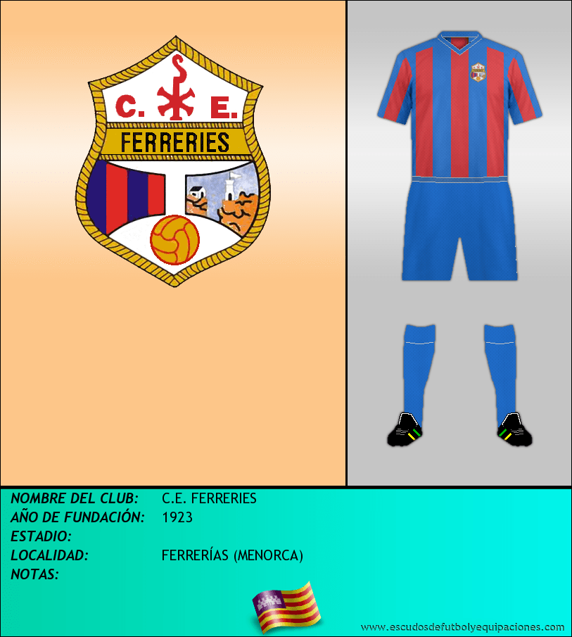 Escudo de C.E. FERRERIES