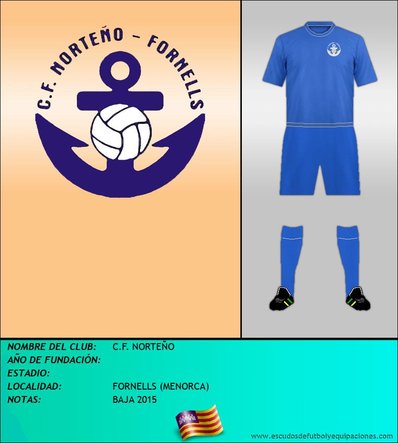 Escudo de C.F. NORTEÑO