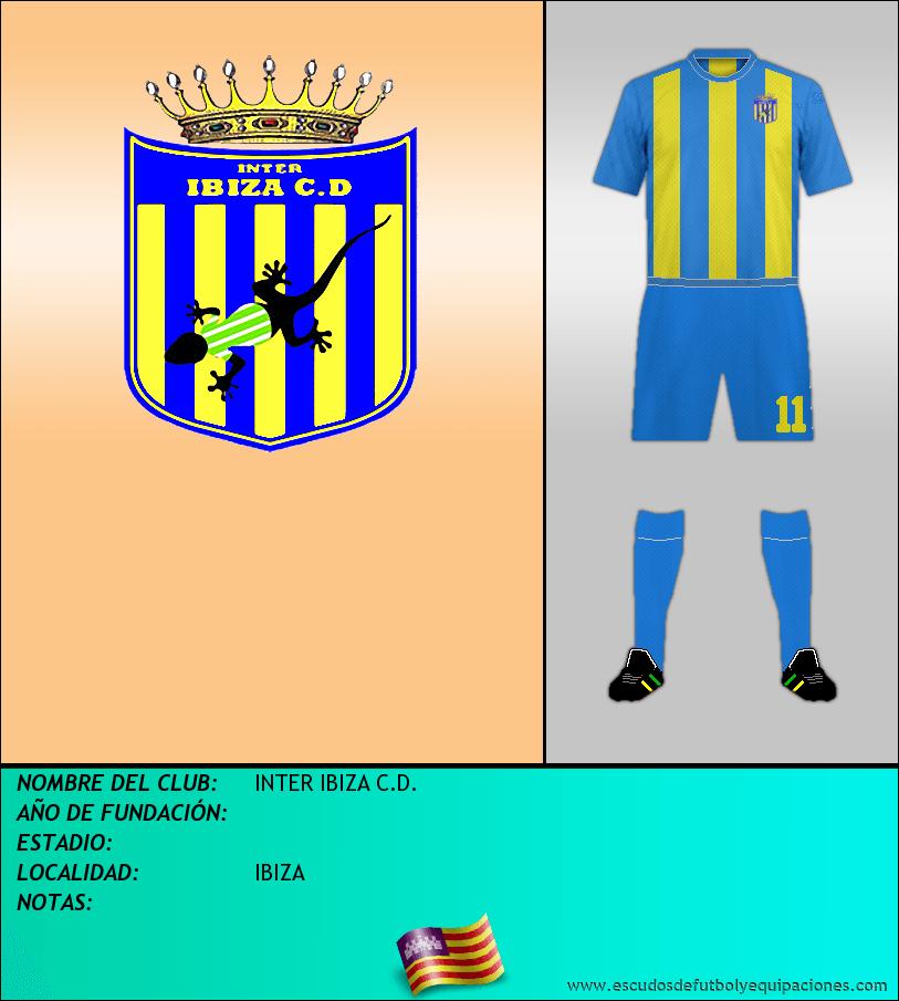 Escudo de INTER IBIZA C.D.
