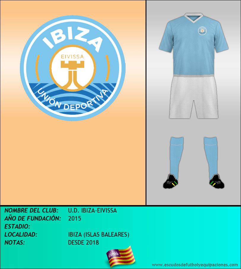 Escudo de U.D. IBIZA-EIVISSA