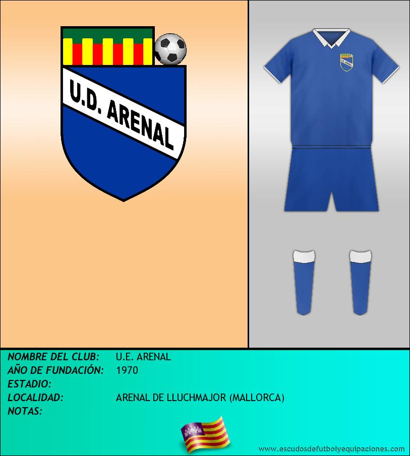 Escudo de U.E. ARENAL