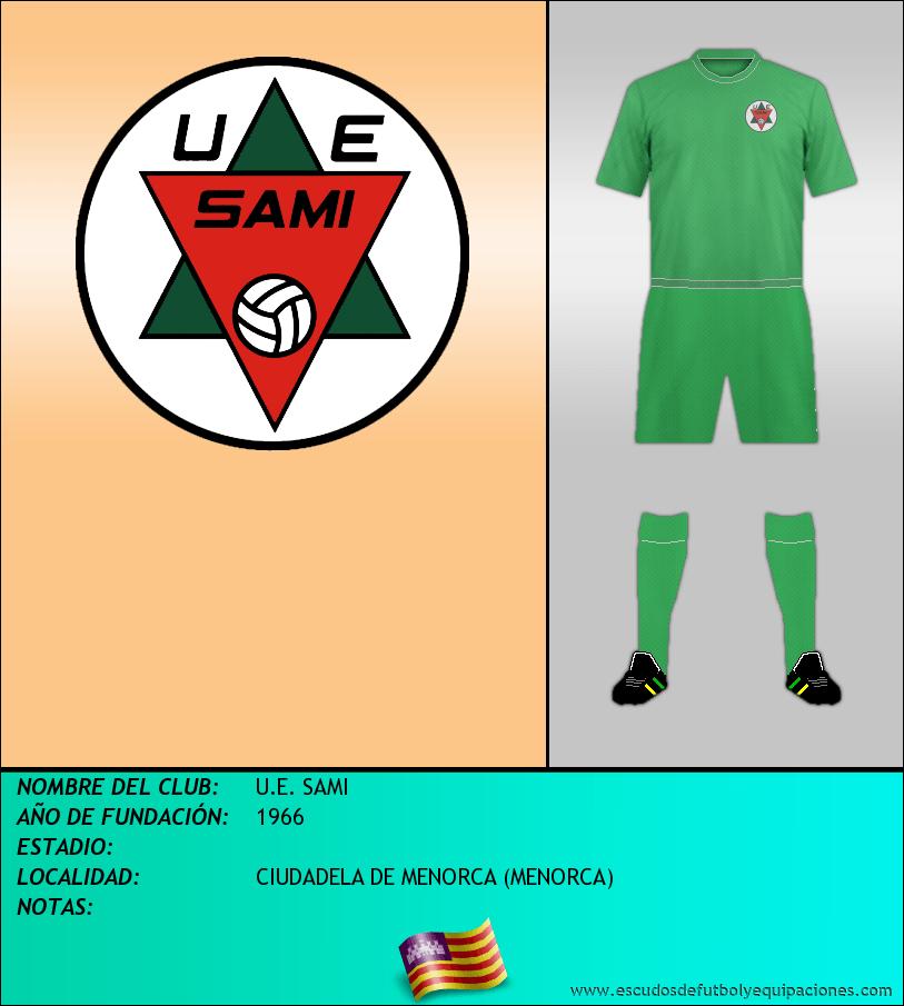 Escudo de U.E. SAMI