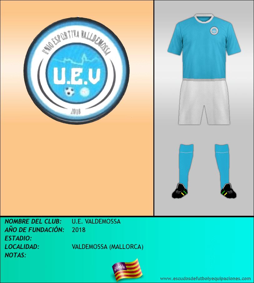 Escudo de U.E. VALDEMOSSA