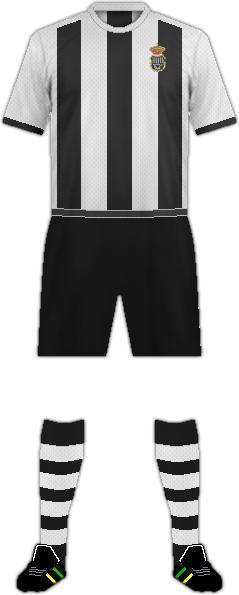 Camiseta REAL CLUB VICTORIA