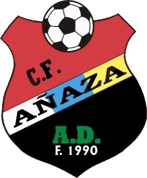 Escudo de A.D. AÑAZA (ISLAS CANARIAS)