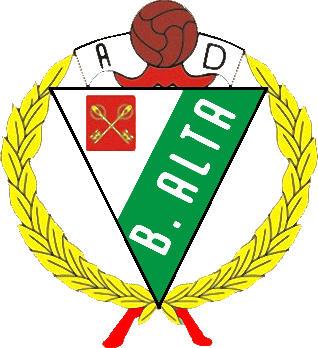 Escudo de A.D. BREÑA ALTA (ISLAS CANARIAS)