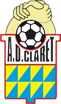 Escudo de A.D. CLARET (ISLAS CANARIAS)