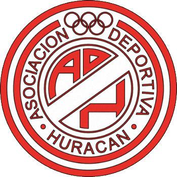 Escudo de A.D. HURACAN  (ISLAS CANARIAS)