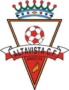 Escudo de ALTAVISTA C.F. (ISLAS CANARIAS)