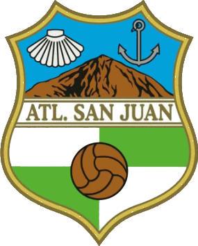 Escudo de ATLÉTICO SAN JUAN (ISLAS CANARIAS)