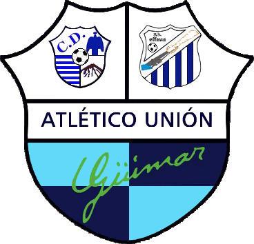 Escudo de ATLÉTICO UNIÓN GÜÍMAR (ISLAS CANARIAS)