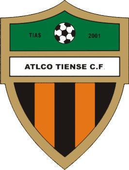 Escudo de ATLETICO TIENSE CF (ILHAS CANÁRIAS)