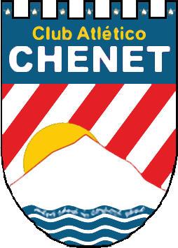 Escudo de C. ATLÉTICO CHENET (ISLAS CANARIAS)