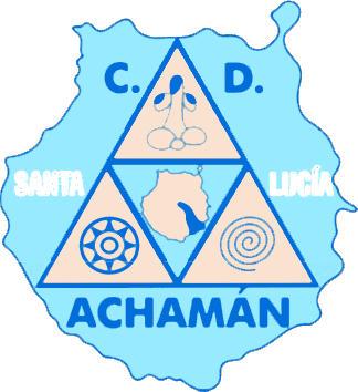 Escudo de C.D. ACHAMÁN (ISLAS CANARIAS)