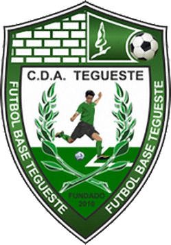 Escudo de C.D. ALIRÓN F.B. TEGUESTE (ISLAS CANARIAS)