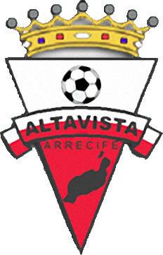 Escudo de C.D. ALTAVISTA (ISLAS CANARIAS)