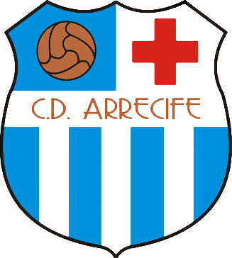 Escudo de C.D. ARRECIFE (ILHAS CANÁRIAS)
