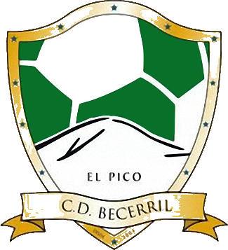 Escudo de C.D. BECERRIL (ISLAS CANARIAS)