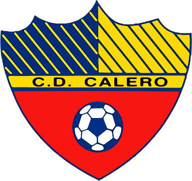 Escudo de C.D. CALERO (ISLAS CANARIAS)