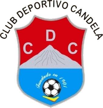 Escudo de C.D. CANDELA (ISLAS CANARIAS)