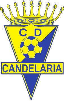 Escudo de C.D. CANDELARIA (ISLAS CANARIAS)