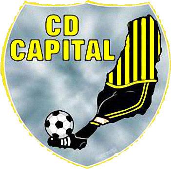 Escudo de C.D. CAPITAL (ISLAS CANARIAS)