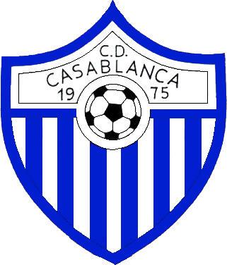 Escudo de C.D. CASABLANCA (ISLAS CANARIAS)
