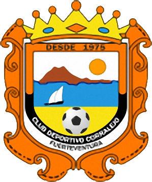 Escudo de C.D. CORRALEJO(2) (ISLAS CANARIAS)