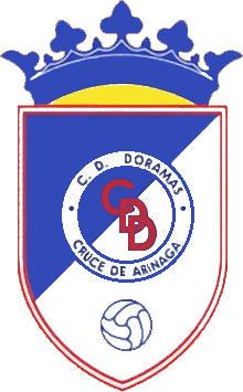 Escudo de C.D. DORAMAS (ISLAS CANARIAS)