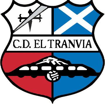 Escudo de C.D. EL TRANVIA (ISLAS CANARIAS)