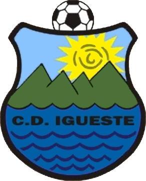 Escudo de C.D. IGUESTE (ISLAS CANARIAS)