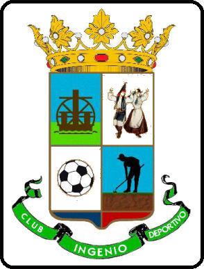 Escudo de C.D. INGENIO (ISLAS CANARIAS)