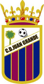 Escudo de C.D. JUAN GRANDE (ISLAS CANARIAS)
