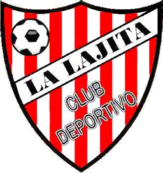 Escudo de C.D. LA LAJITA (ISLAS CANARIAS)