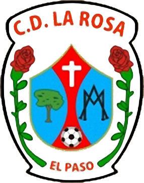 Escudo de C.D. LA ROSA (ISLAS CANARIAS)