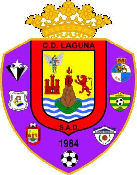 Escudo de C.D. LAGUNA (ISLAS CANARIAS)
