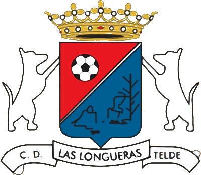 Escudo de C.D. LAS LONGUERAS (ISLAS CANARIAS)